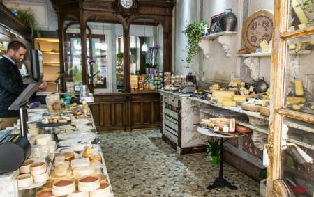 Prodejna sýrů